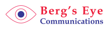 Berg's Eye Communication logo